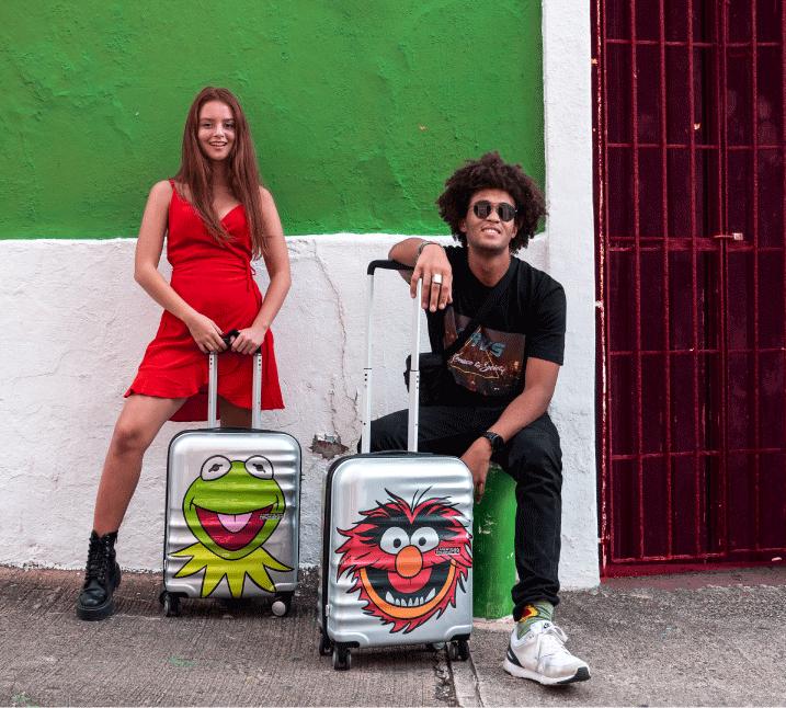 Size en uygun kabin boy valizinizi seçin!