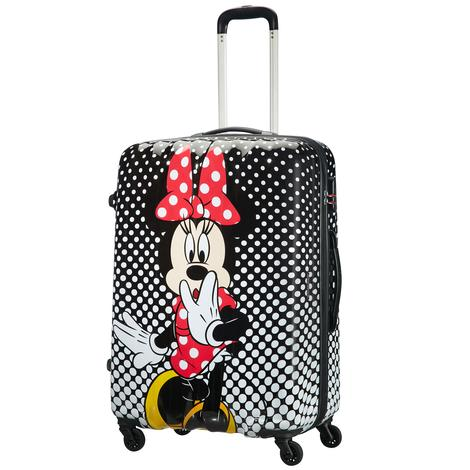 DISNEY LEGENDS-SPINNER 4 Tekerlekli 75cm S19C-008-SF000*19