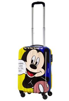 DISNEY LEGENDS-SPINNER 4 Tekerlekli 55cm S19C-006-SF000*51